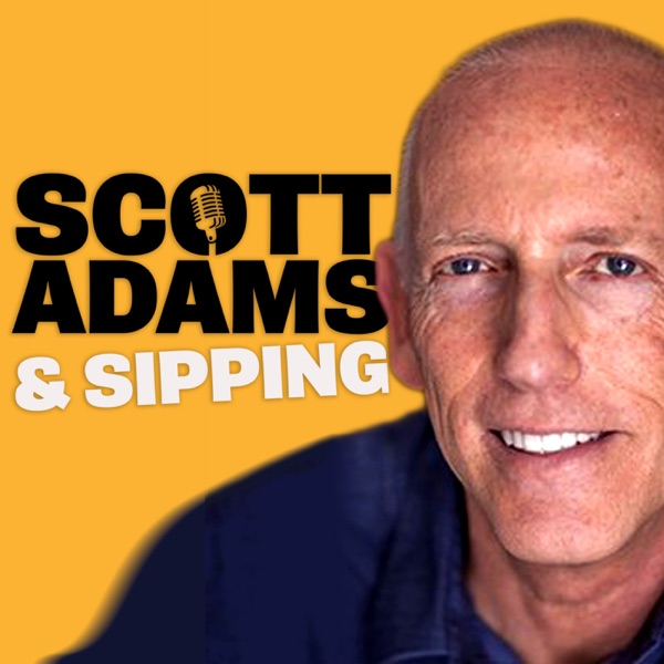 Scott Adams & Sipping