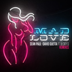 Mad Love feat Becky G Remixes EP