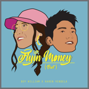 Flyin' Money - Boy William & Karen Vendela - Boy William & Karen Vendela