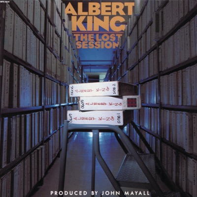 The Lost Session - Albert King