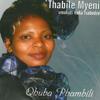 Thabile Myeni (Umakoti waka Tsabedze) - Ungu Jehov' ophilayo artwork