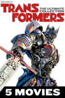 Paramount Home Entertainment Inc. - Transformers 5-Movie Collection artwork