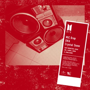 MIC Drop / DNA / Crystal Snow - Single Mp3 Download
