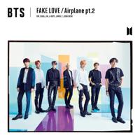Album FAKE LOVE (Japanese Version) - BTS