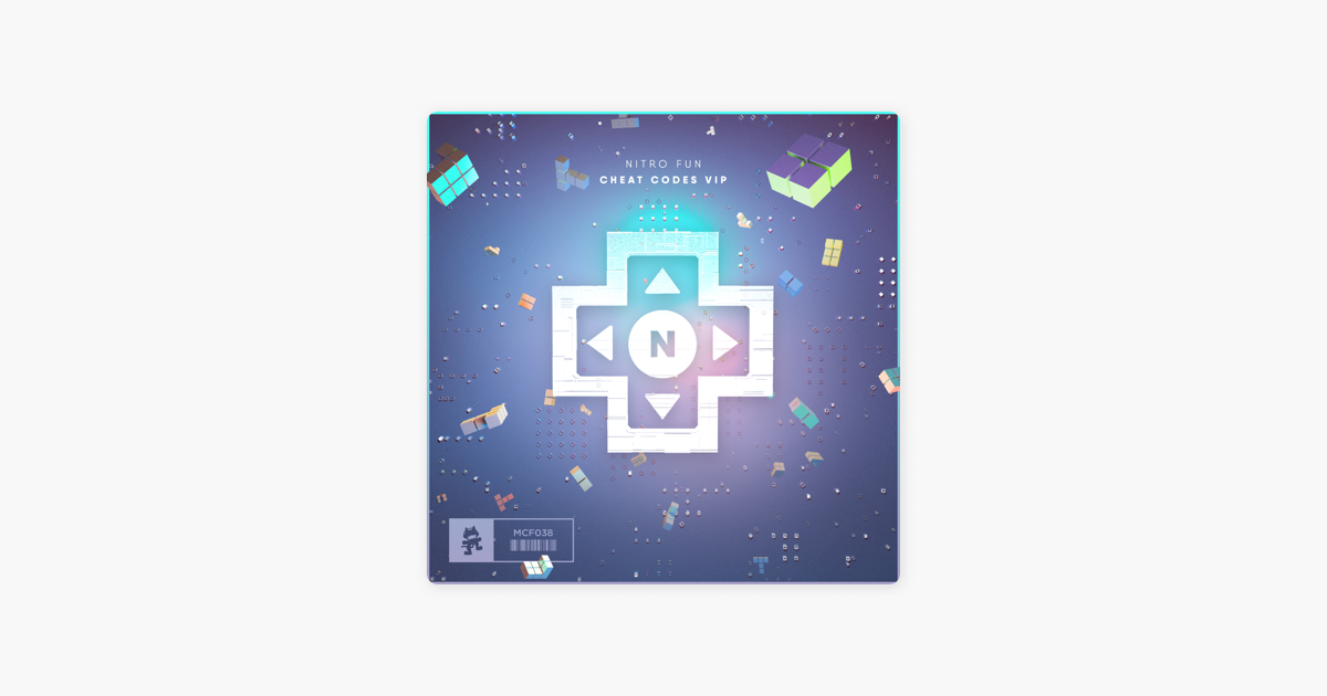 Cheat Codes by Nitro Fun Chords, Melody, and Music Theory ...
