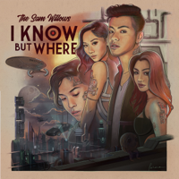 The Sam Willows - I Know, But Where artwork