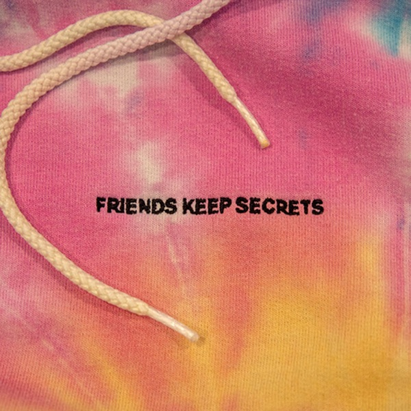 FRIENDS KEEP SECRETS album image