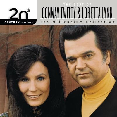 20th Century Masters - The Millennium Collection: The Best of Conway Twitty & Loretta Lynn - Loretta Lynn
