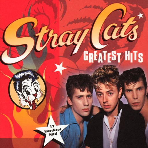 Art for Race With The Devil by Stray Cats