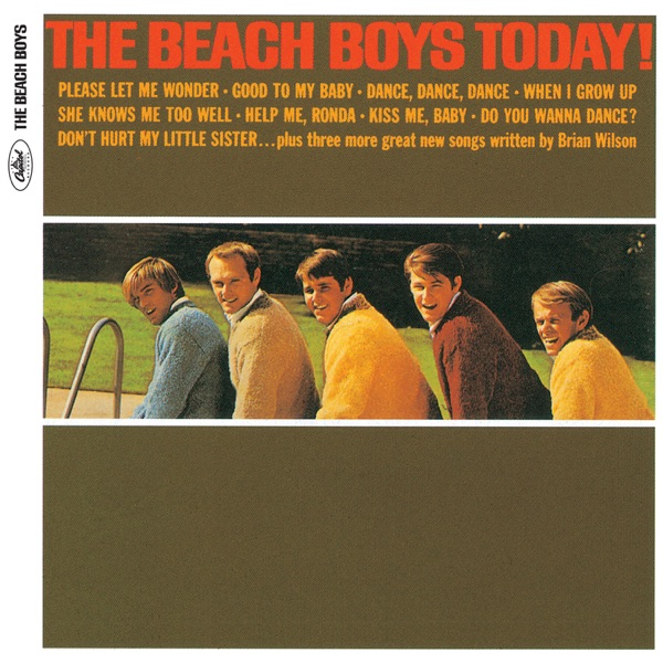 The Beach Boys Today! (Mono & Stereo)