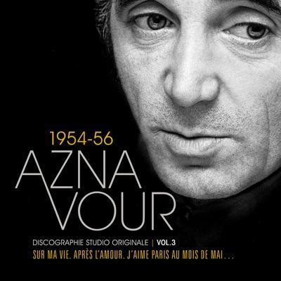 Vol.3 - 1954/56 Discographie Studio Originale - Charles Aznavour