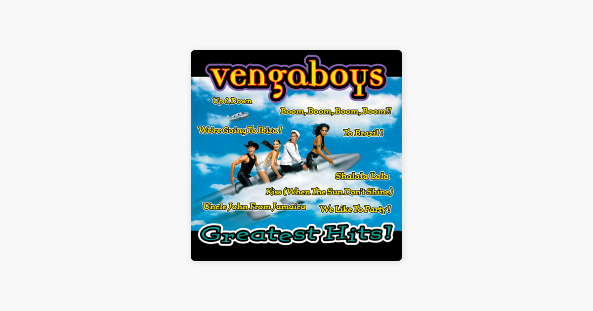 Greatest Hits! by Vengaboys