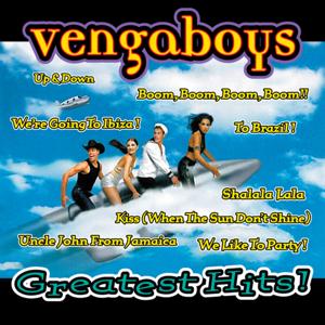 Vengaboys - Boom, Boom, Boom, Boom!!