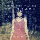 Sarah Frazier - Be a Savior
