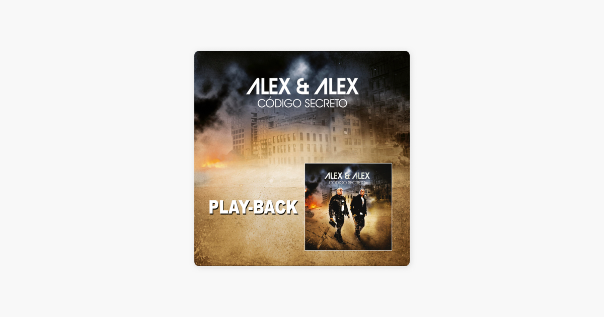 cd alex e alex codigo secreto 2012