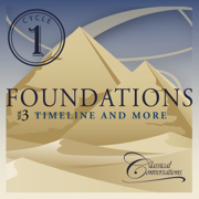 Foundations Cycle 1, Vol. 3 - Timeline and More - Classical Conversations - Classical Conversations