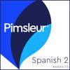 Pimsleur - Pimsleur Spanish Level 2 Lessons  1-5  artwork