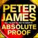 Peter James - Absolute Proof (Unabridged)