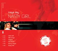 Inaya Day - Nasty Girl - EP artwork