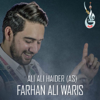 Farhan Ali Waris - Ali Ali Haider artwork