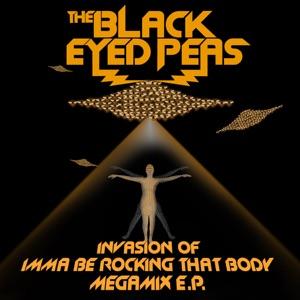 Invasion of Imma Be Rocking That Body (Megamix) - EP