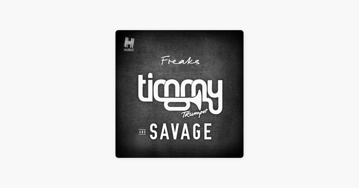 timmy trumpet freaks radio edit
