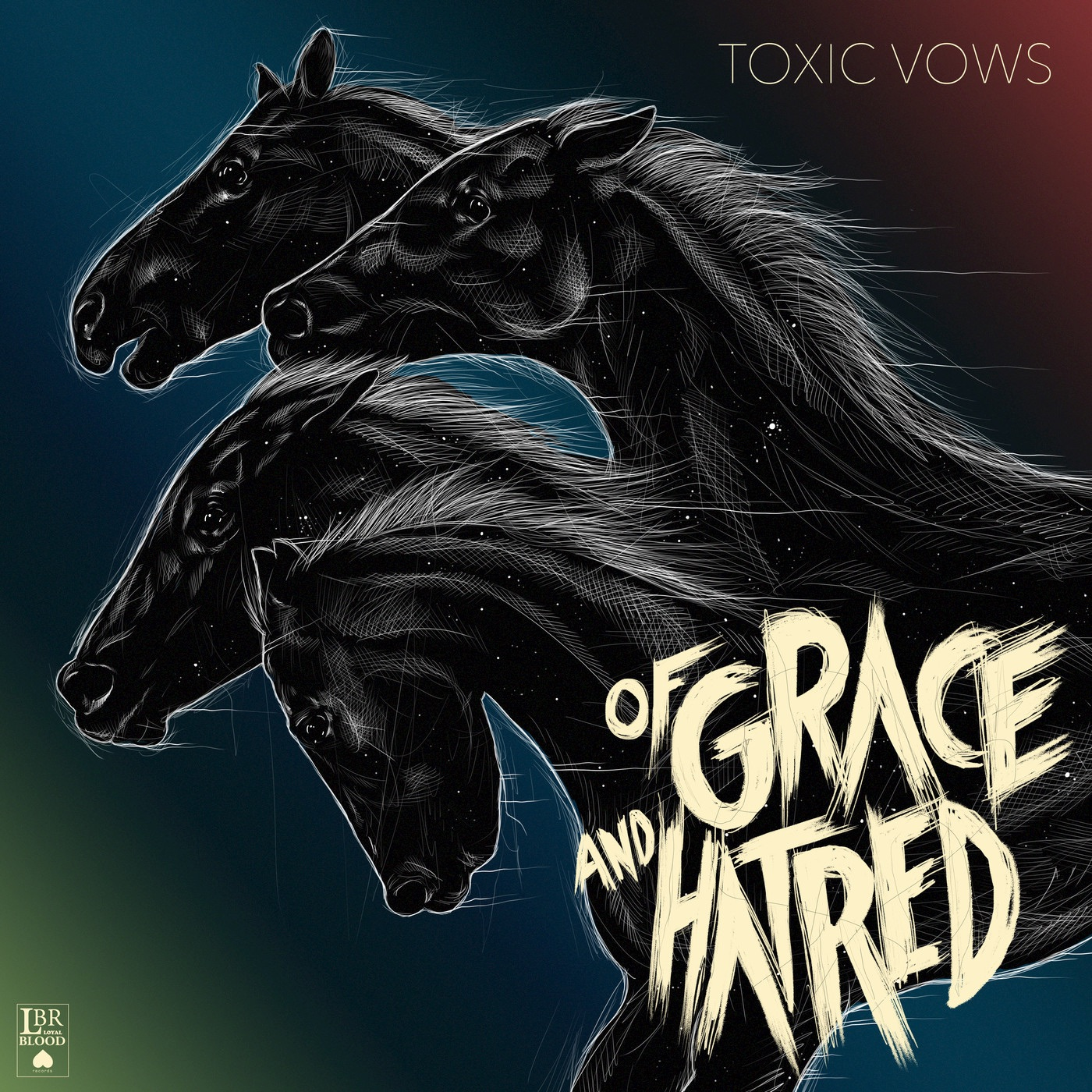 Of Grace and Hatred - Toxic Vows (2018)