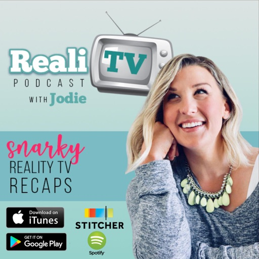 Cover image of RealiTV Podcast