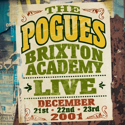 Live at the Brixton Academy 2001 - The Pogues