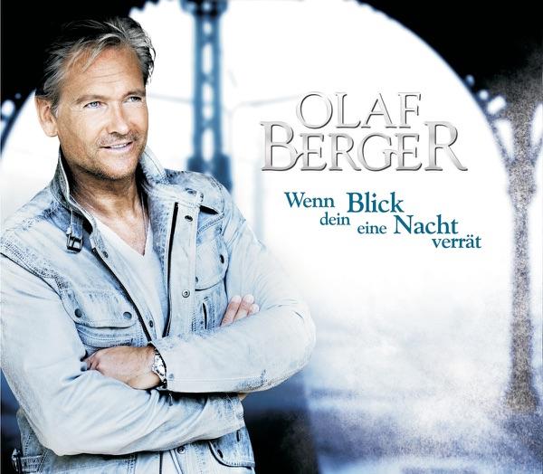Olaf Berger mit Verlass mich wenn ich schlaf