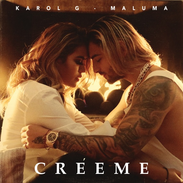 Karol G & Maluma - Créeme song lyrics