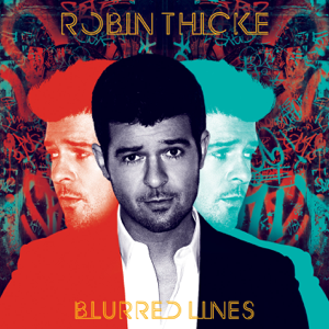 Robin Thicke - Blurred Lines feat. T.I. & Pharrell [Cave Kings Remix]