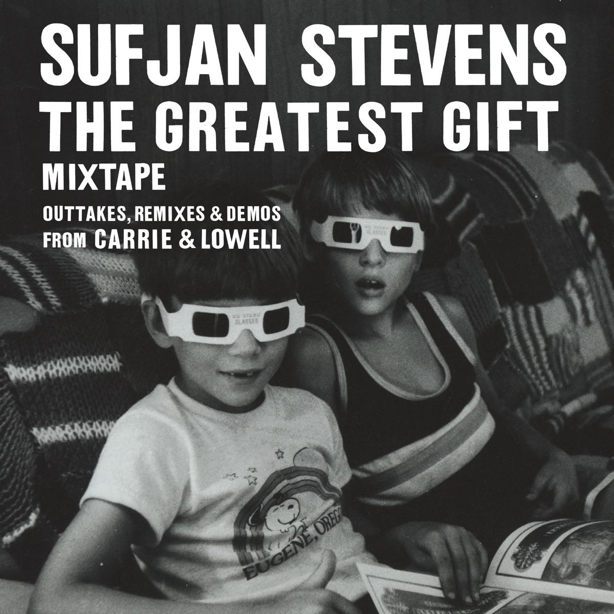 The Greatest Gift Sufjan Stevens CD cover