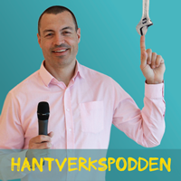 Podcast cover art for hantverkspodden's podcast