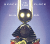 Sun Ra - Space Is the Place (Impulse Master Sessions) portada