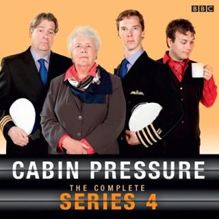 Cabin Pressure The Complete Series 4