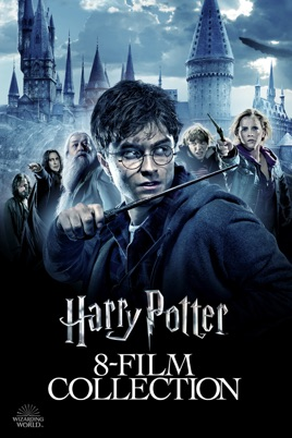 harry potter 1-8 free download