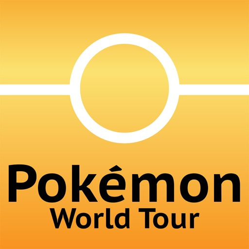 Cover image of Pokemon World Tour
