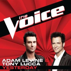 Adam Levine & Tony Lucca - Yesterday