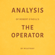 MilkyWay - Analysis of Robert O'Neill's The Operator by Milkyway (Unabridged)
