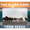 Various Artists - The Blues Came From Texas  artwork