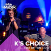 K's Choice - Test of Time (Live) artwork