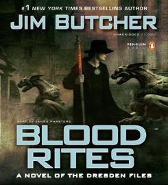 Blood Rites (Unabridged) audiobook