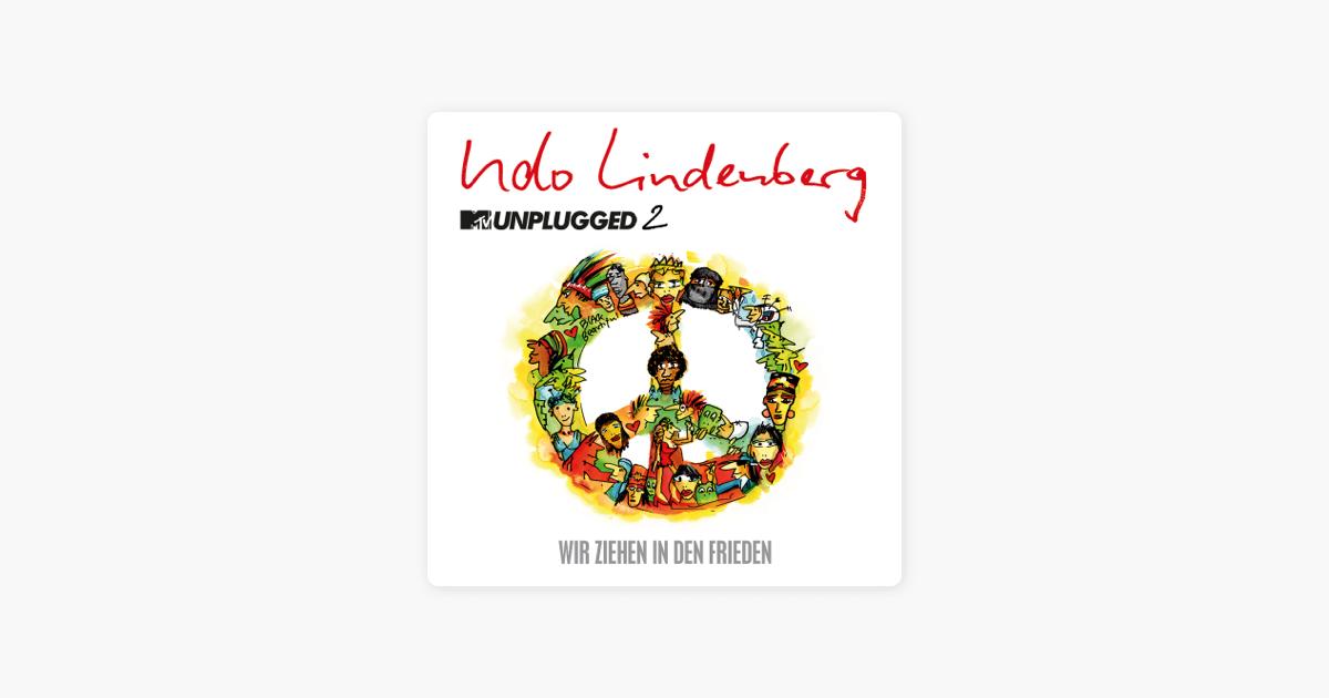 wir ziehen in den frieden feat kids on stage mtv unplugged 2 single von udo lindenberg. Black Bedroom Furniture Sets. Home Design Ideas