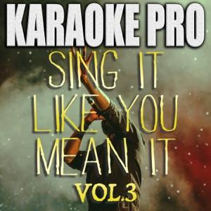 Karaoke Pro - Best Shot (Originally Performed by Jimmie Allen)