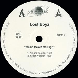 Music Makes Me High (Remixes) - EP