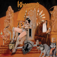 Khemmis - Desolation artwork