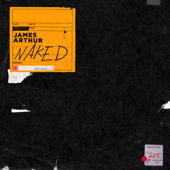 Naked - James Arthur Cover Art