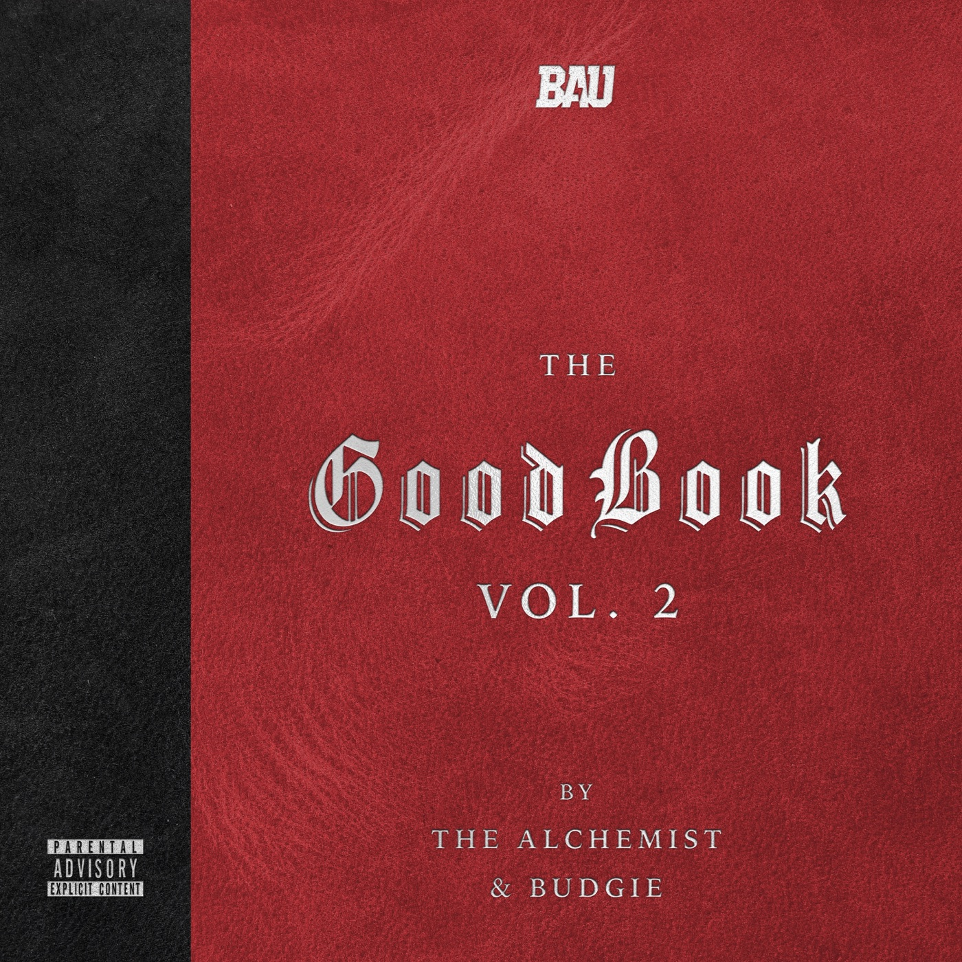 The Alchemist & Budgie - The Good Book, Vol. 2 Cover