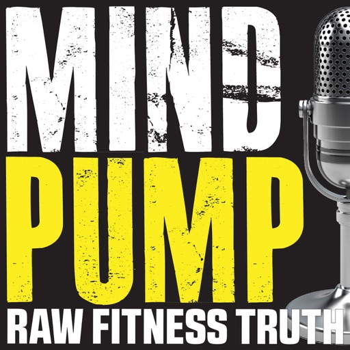Cover image of Mind Pump: Raw Fitness Truth
